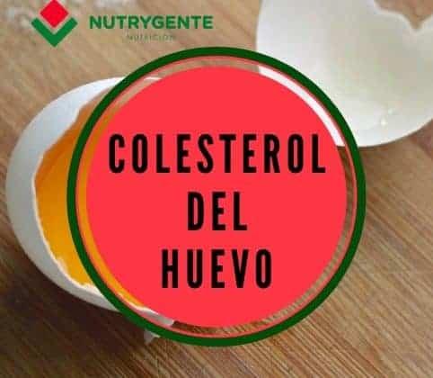 Fondo de pantalla sobre el huevo y su contenido en colesterol