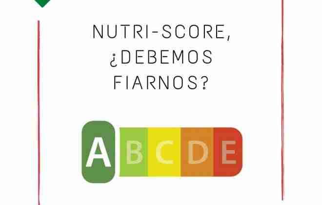 Debemos fiarnos del Nutri-Score, es últil