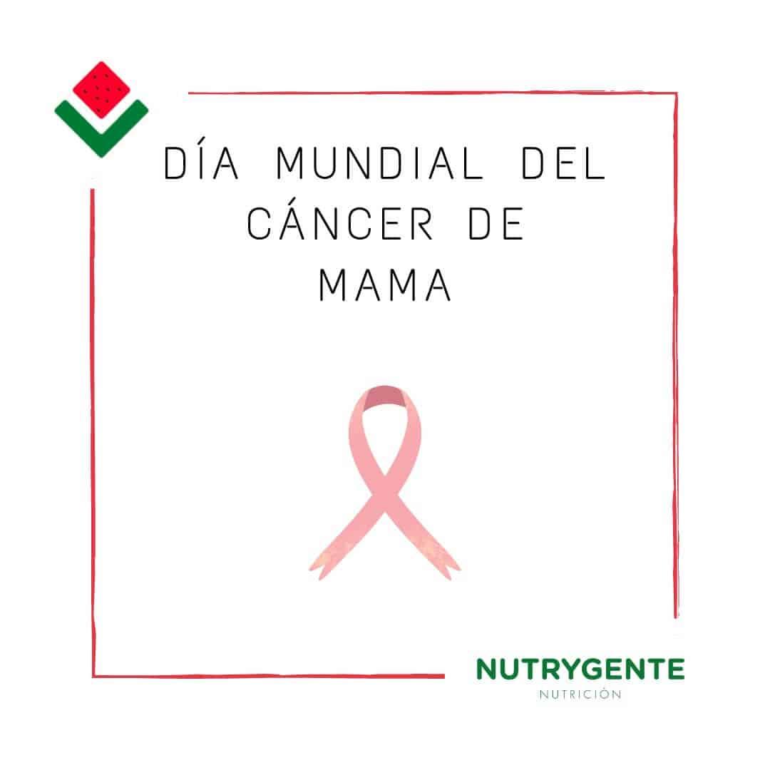 Los efectos de la nutrición y dietética en la enfermedad del cáncer de mama