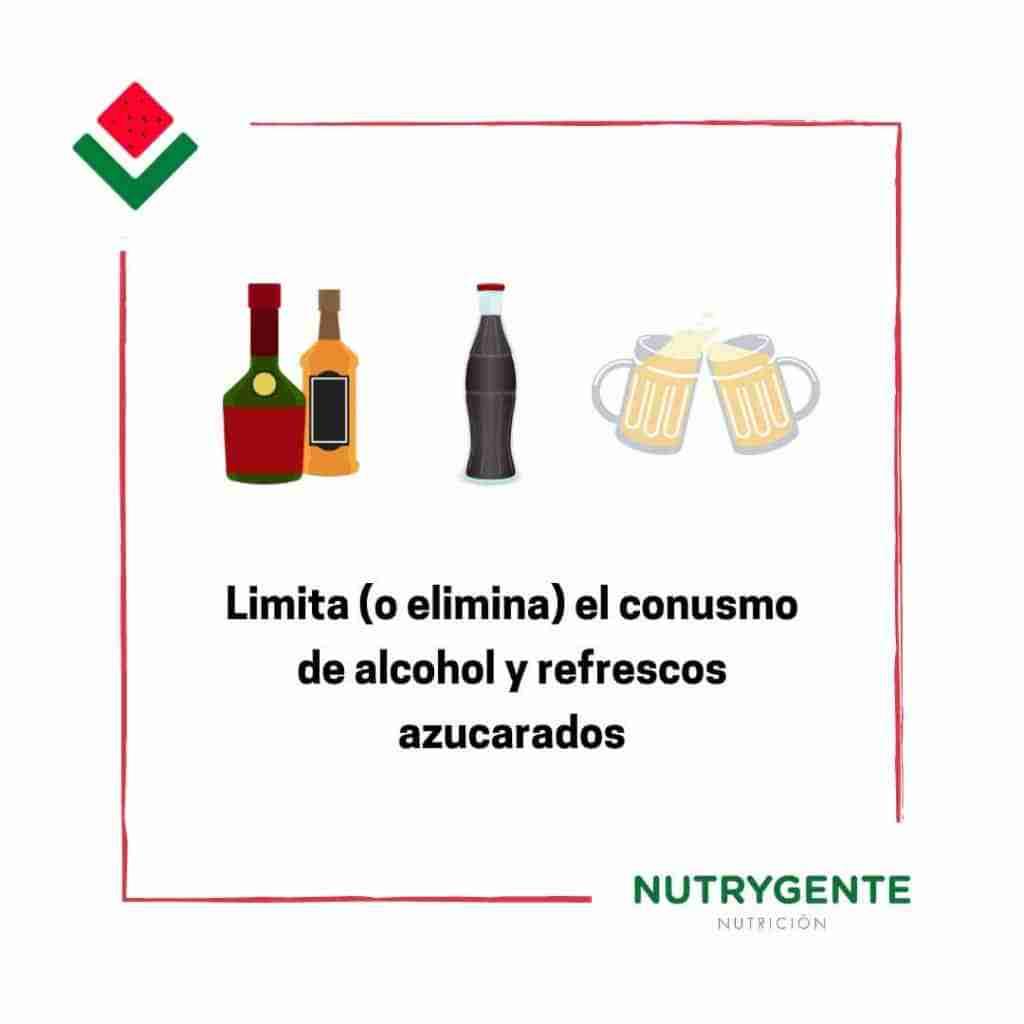 Consejos sobre el consumo de alcohol para estar en dieta en verano