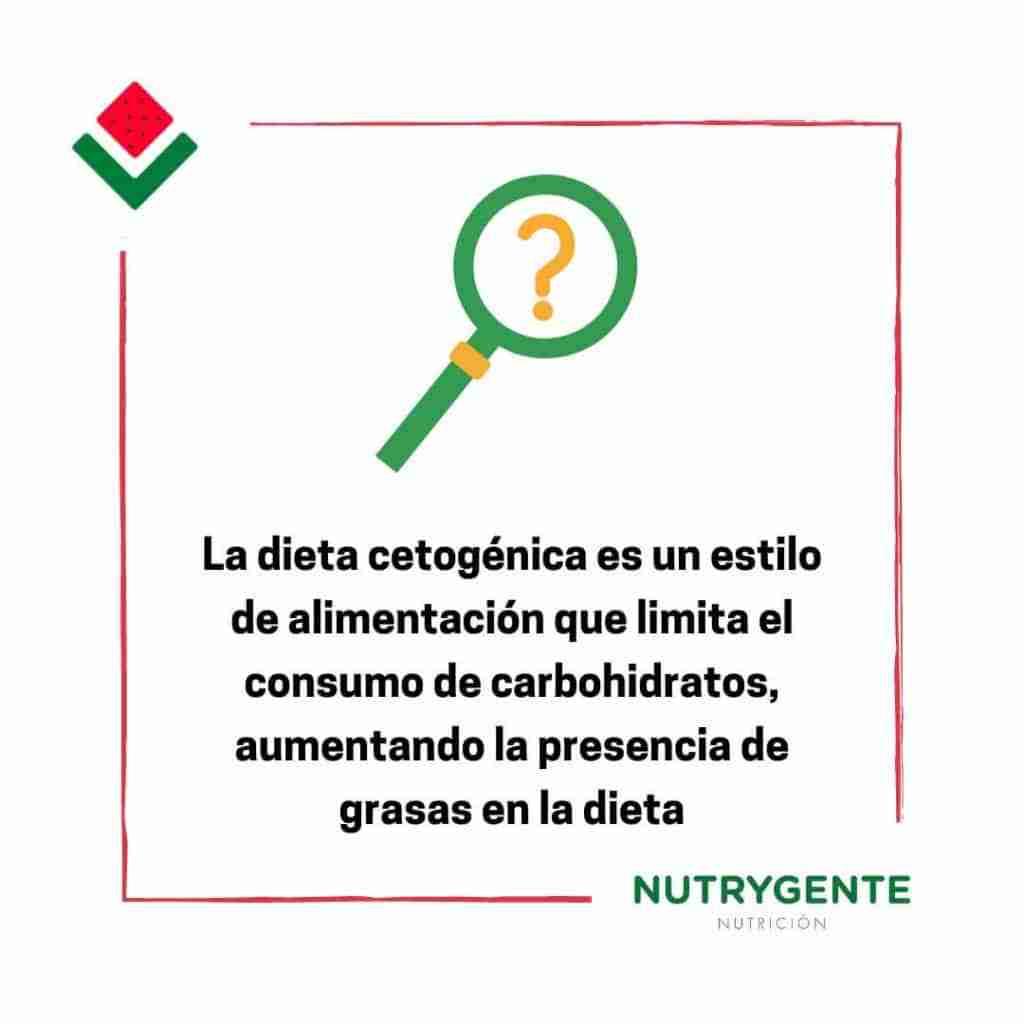 que es la dieta cetogénica y como puede ser utilizada en casos clínicos