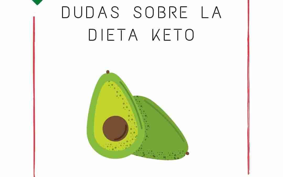 Nutricionistas resuelven las dudas sobre que es la dieta cetogénica o keto