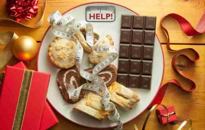 Cómo perder peso con una dieta después de Navidad