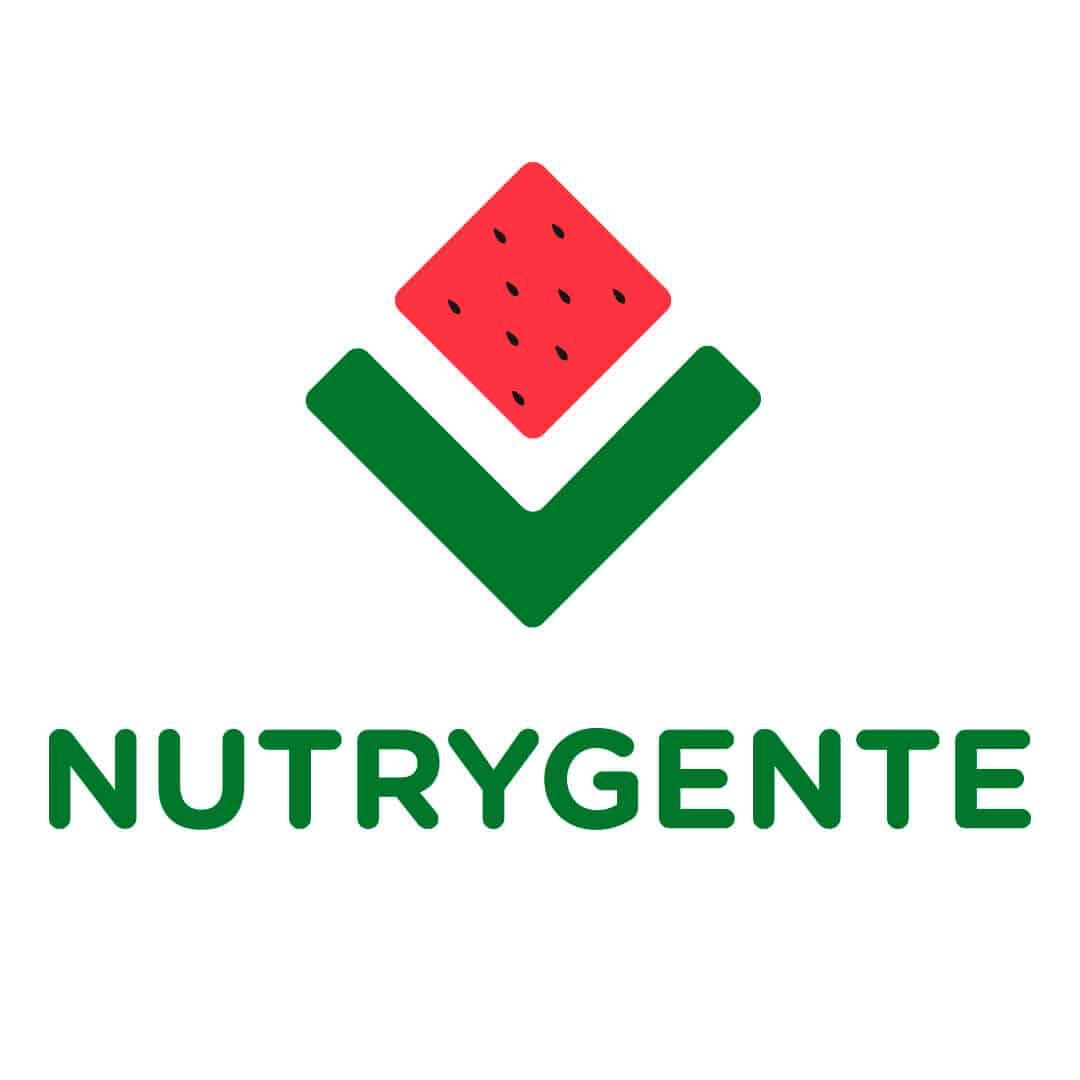 logo de la empresa de nutricionistas online, Nutrygente