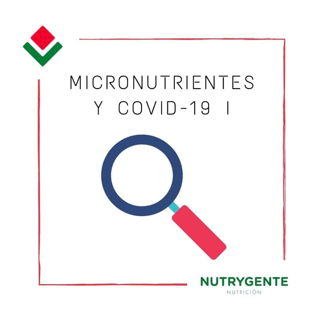 nutricionistas hablan de los minerales favorecen el sistema inmune ante el covid19